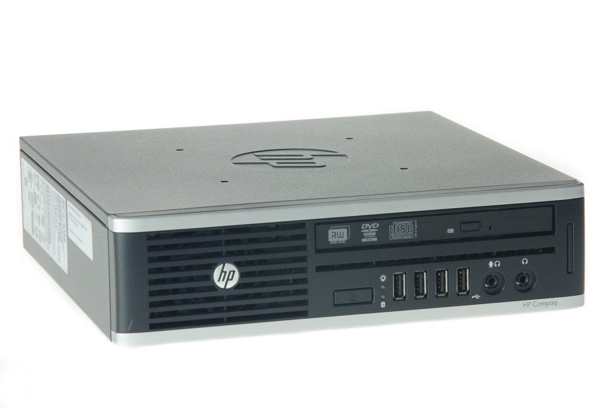 PC HP Compaq Elite 8300 USDT i3-2120 4 GB 320 HDD W7Pro A