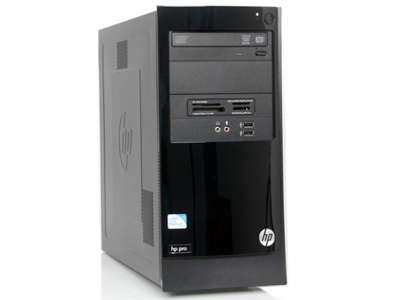 PC HP Pro 3130 MT Tower i3 550 3 GB 500 HDD W7Pro A-