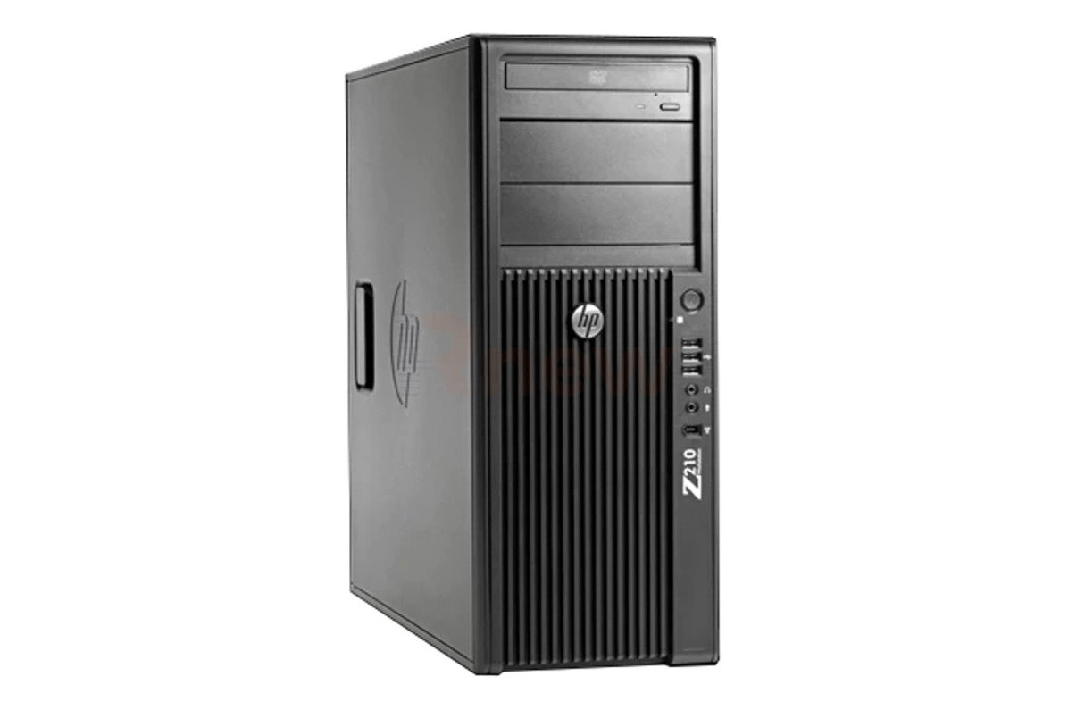 WorkStation HP Z210 Tower E31240 4 GB 1TB HDD W7Pro A-