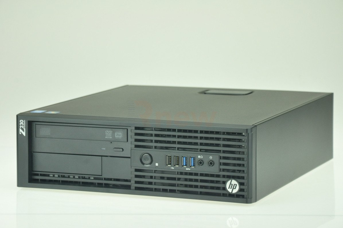 WorkStation HP Z230 SFF i7-4770S 8 GB 256 SSD W7Pro A
