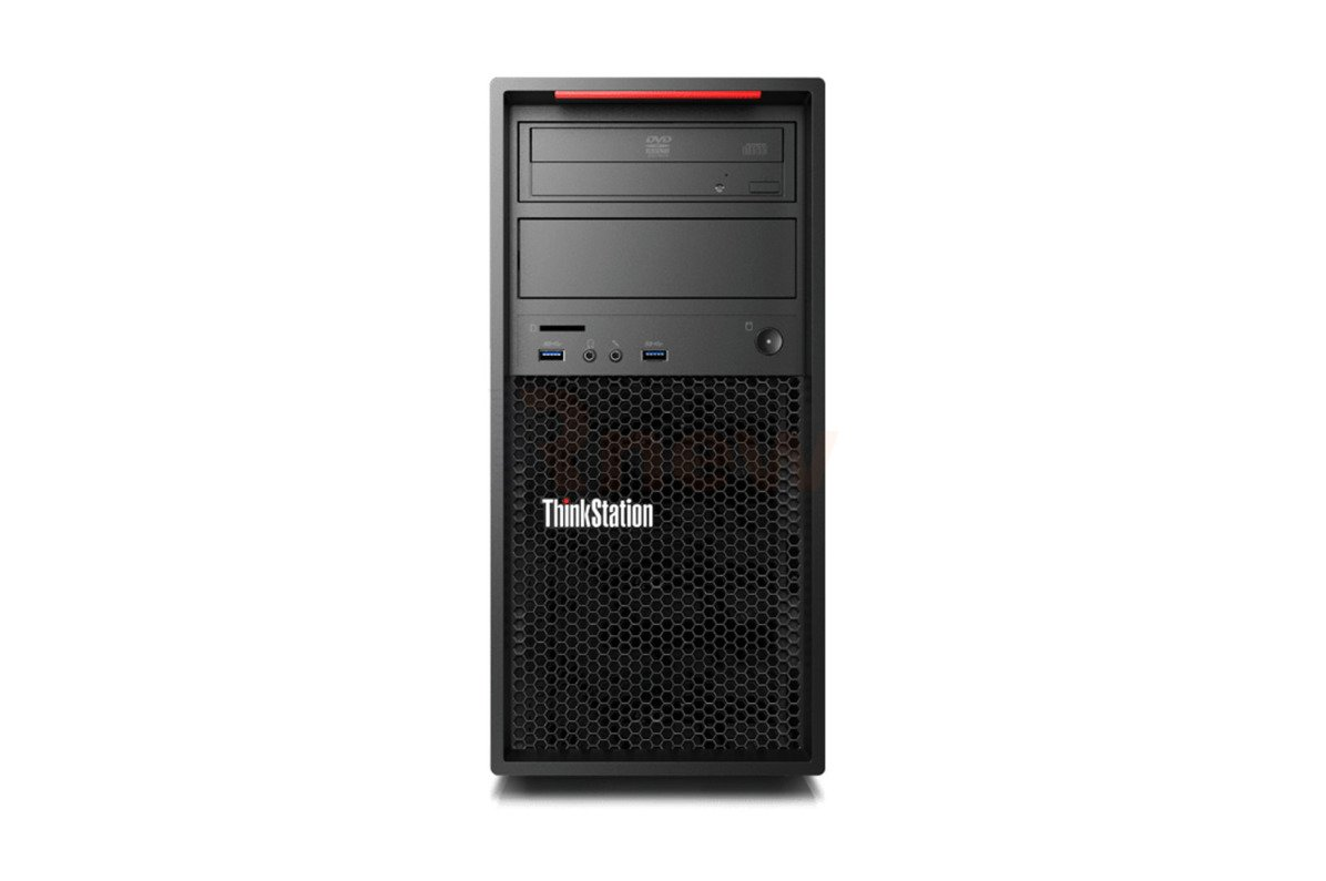 Lenovo ThinkStation P300 Tower Intel(R) Xeon(R) E3-1220 v3 3.10GHz 12 GB 1TB HDD Win 7 Pro A-