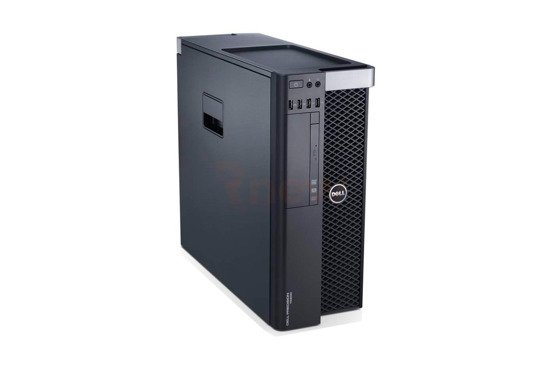 WorkStation Dell Precision T5600 Tower E5-2643 0 24 GB 256 SSD W7Pro A